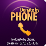 donate by phone